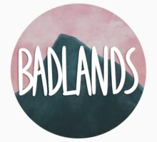 HALSEY :: BADLANDS by hslim