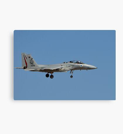 Israeli Air Force F-15I Eagle Canvas Print