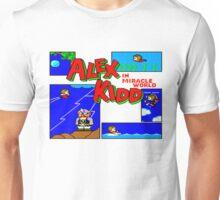 Alex kid in miricale world Unisex T-Shirt