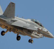 U.S. Navy F/A-18 Hornet Sticker