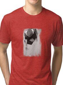 Escher in the Modern Age Tri-blend T-Shirt