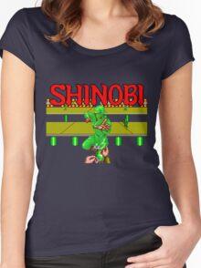 shinobi Women's Fitted Scoop T-Shirt
