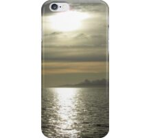 Approaching the Isle of Harris, Scotland. iPhone Case/Skin