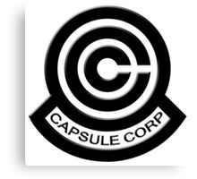 Capsule Corporation Canvas Print