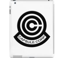 Capsule Corporation iPad Case/Skin