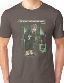 The Forced Awakening Unisex T-Shirt