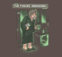 The Forced Awakening Womens Fitted T-Shirt