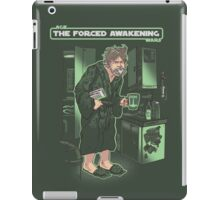 The Forced Awakening iPad Case/Skin