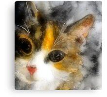 Portrait of my Love Canvas Print