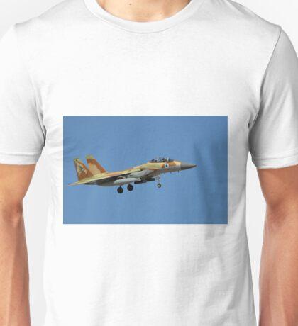 Israeli Air Force F-15I Eagle Unisex T-Shirt