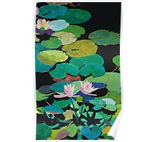 Blairs Magical Pond Poster