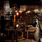 around piazzale roma by Ilapin