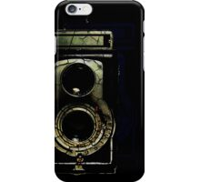 Retro Camera Cracked iPhone Case/Skin