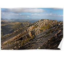 bow fell the great slab Poster
