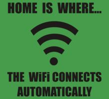 Home WiFi Kids Clothes