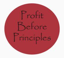 Profit Before Principles by Steve Sharp