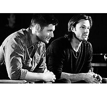 Black and White J2 Photographic Print