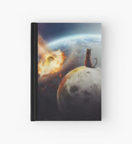 Cat Victory Hardcover Journal