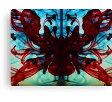 Spider Womb Canvas Print