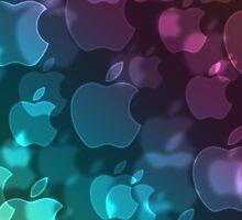 Apple Bokeh  by Lallinda