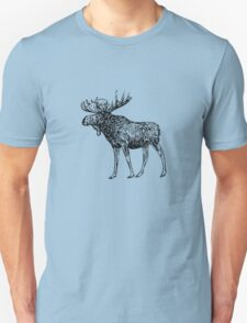 Kansas City Royals Moose T-Shirt