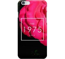 the 1975 rose theme iPhone Case/Skin