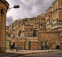 Revision Papers ---- Valletta Malta by Edwin  Catania