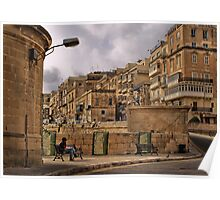 Revision Papers ---- Valletta Malta Poster