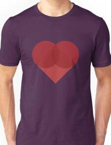 All You Need Is Art - love heart valentine fun cute romance Unisex T-Shirt