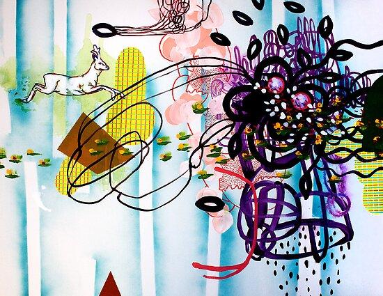 untitled 4 (or: brave new world ) by Randi Antonsen