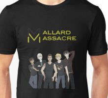 Mallard Massacre Band Merch Unisex T-Shirt
