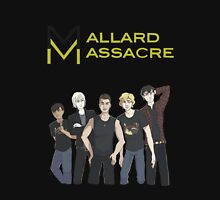 Mallard Massacre Band Merch T-Shirt