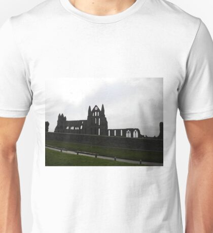 Whitby Abbey, North Yorkshire. Unisex T-Shirt