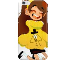 Mabel and Bill Cipher iPhone Case/Skin