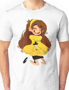 Mabel and Bill Cipher Unisex T-Shirt