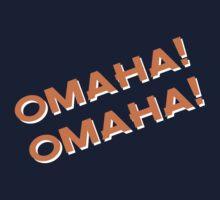 Omaha! One Piece - Short Sleeve
