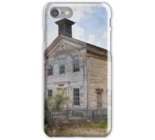 One Room School House iPhone Case/Skin
