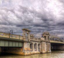 Rochester Bridge  by Robert Radford