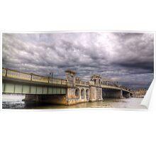 Rochester Bridge  Poster