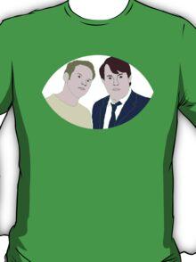 Peep Show - Mark and Jez T-Shirt