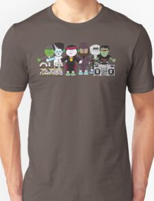 Old Ghoul Crew Unisex T-Shirt