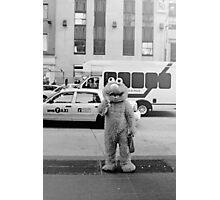 Elmo Photographic Print