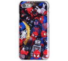 The LEGO Spider-Verse iPhone Case/Skin