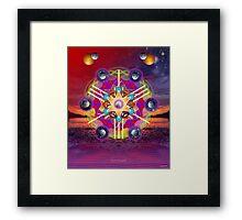 Inner Divinity Framed Print