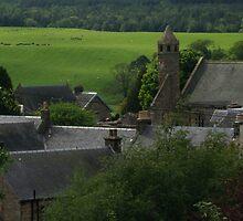 Douglas Rooftops by WatscapePhoto