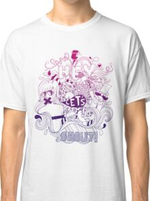Hey let's shout Classic T-Shirt