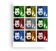 Kubrick's Cube - Cubo di Kubrick  Canvas Print