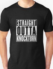 Straight Outta Knockturn Unisex T-Shirt