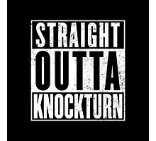 Straight Outta Knockturn Photographic Print