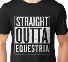 Straight Outta Equestria Unisex T-Shirt